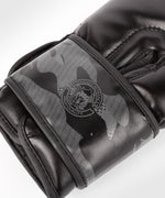 Venum Defender Contender 2.0 Boxing Gloves – Black/Black picture 4
