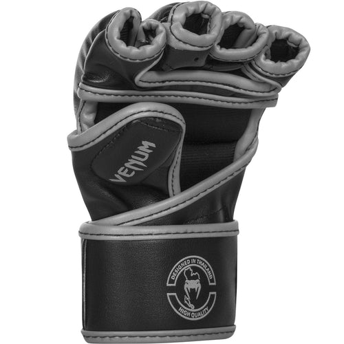 Venum Challenger MMA Gloves – Black/Grey picture 2