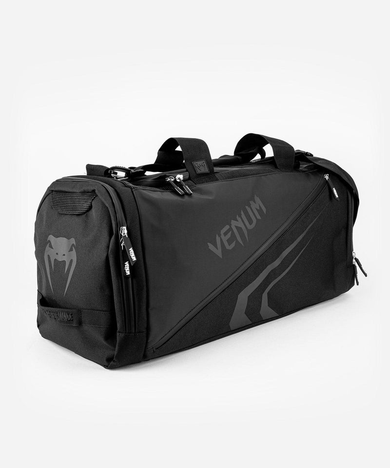 Venum Trainer Lite Evo Sports Bags - Black/Black picture 4