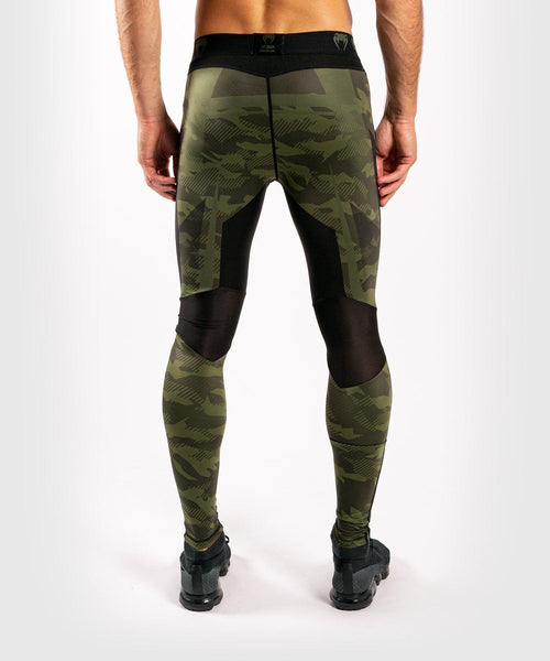 Venum Trooper Tights - Forest camo/Black picture 2
