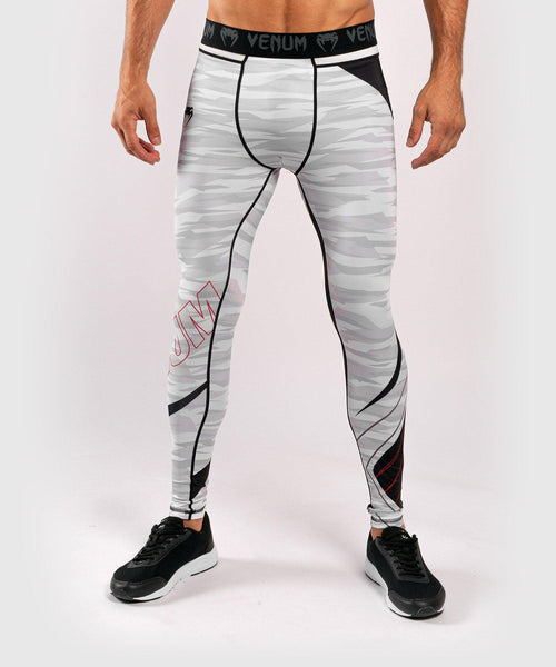 Venum Contender 5.0 Tights - White/Camo picture 1