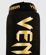 Venum Kontact Shin Guards - Black/Gold picture 5