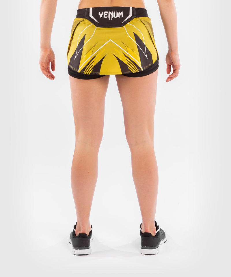 UFC Venum Authentic Fight Night Women's Skort – Yellow Picture 2