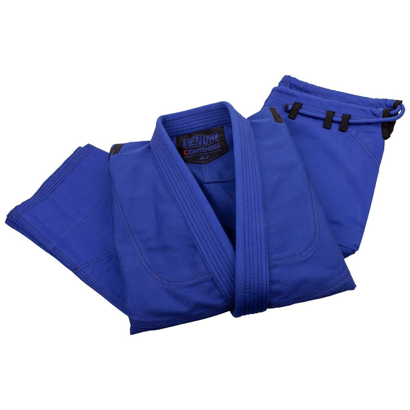Venum Contender Evo BJJ Gi - Royal blue picture 4