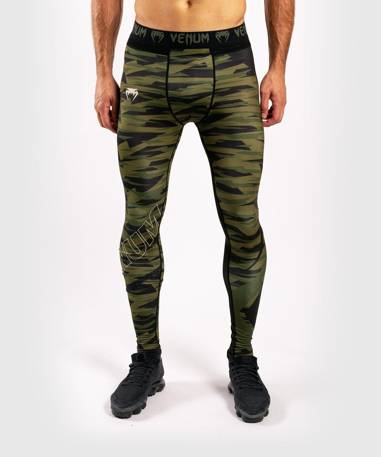 Venum Contender 5.0 Tights - Khaki camo picture 1