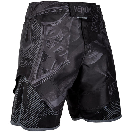 Venum Gladiator 3.0 Fightshorts – Black/Black picture 1