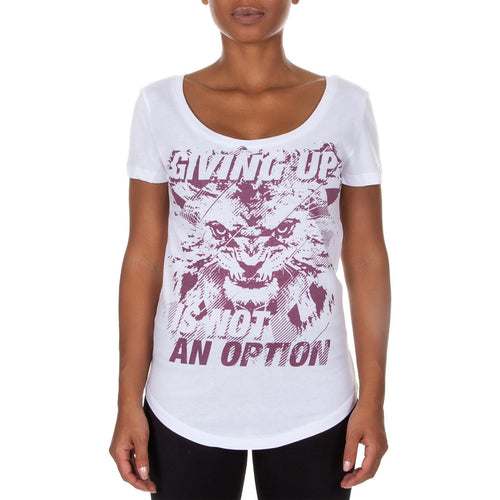 Venum Givin' T-shirt - White/Light Lilac picture 1