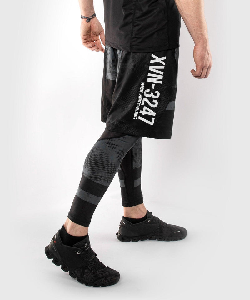 Venum Sky247 Fightshort – Black/Gray picture 7