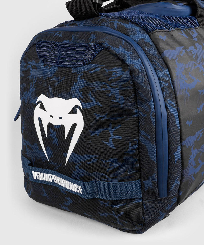 Venum Trainer Lite Evo Sports Bags - Blue/White picture 7