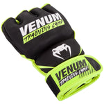 Venum Training Camp 2.0 MMA Gloves - Black/Neo Yellow picture 3