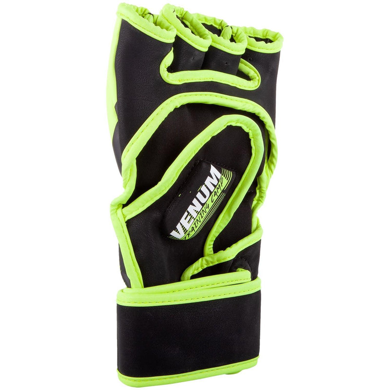 Venum Training Camp 2.0 MMA Gloves - Black/Neo Yellow picture 5
