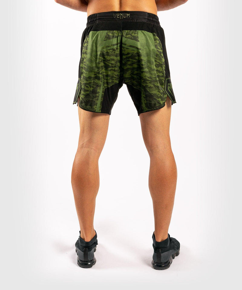 Venum Trooper Fightshorts - Forest camo/Black picture 4