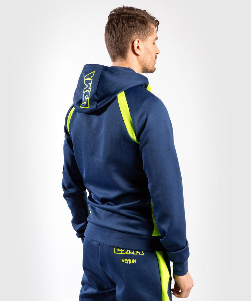 Venum Origins Hoodie Loma Edition Blue/Yellow picture 5