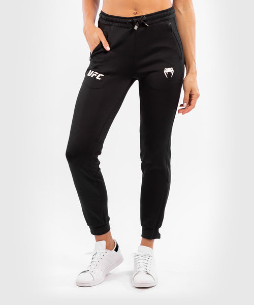 UFC Venum Authentic Fight Night Women's Walkout Pant – Black Picture 1