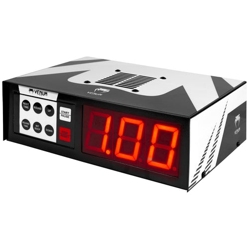 Venum Boxing Timer – Black/White picture 1