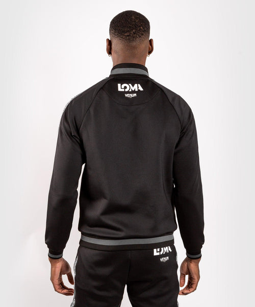 Venum Arrow Track Jacket Loma Edition - Black/White picture 2