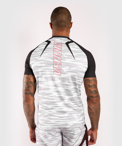 Venum Contender 5.0 Dry-Tech T-shirt – White/Camo picture 2