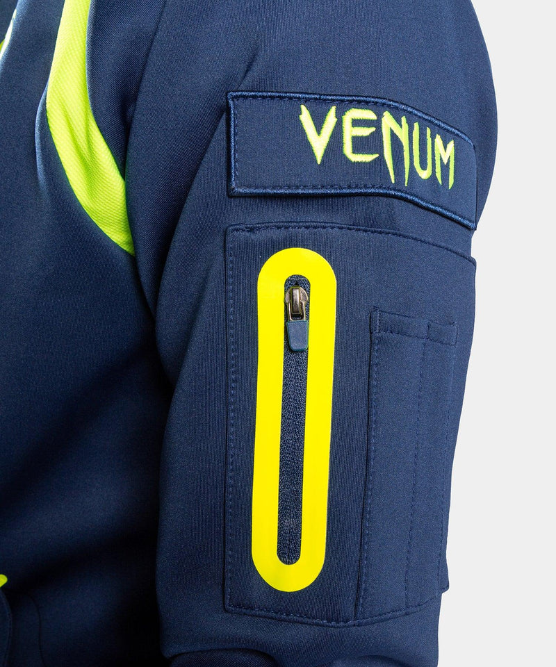Venum Origins Hoodie Loma Edition Blue/Yellow picture 8