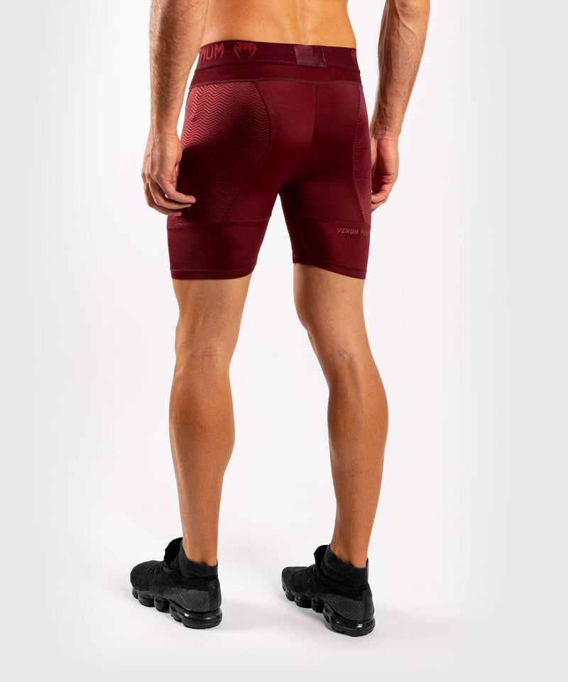 Venum G-Fit Compression Shorts - Burgundy picture 4