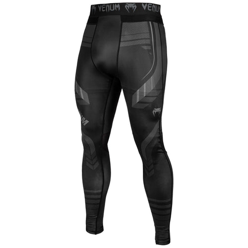 Venum Technical 2.0 Spats – Black/Black picture 1