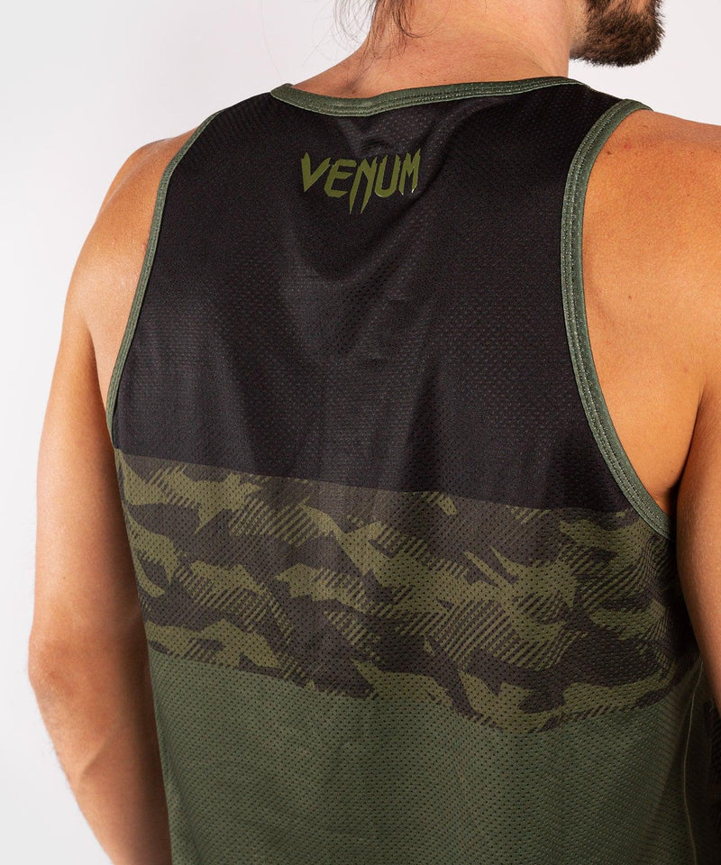 Venum Trooper Tank Top - Forest Camo/Black picture 8
