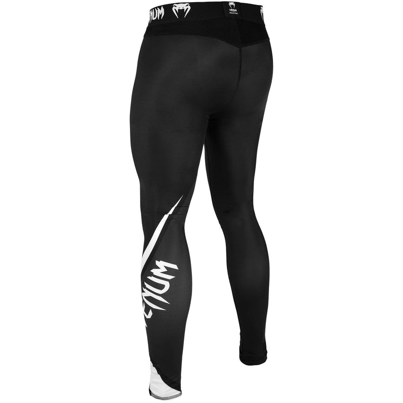 Venum Contender 4.0 Spats – Black/Grey-White picture 2