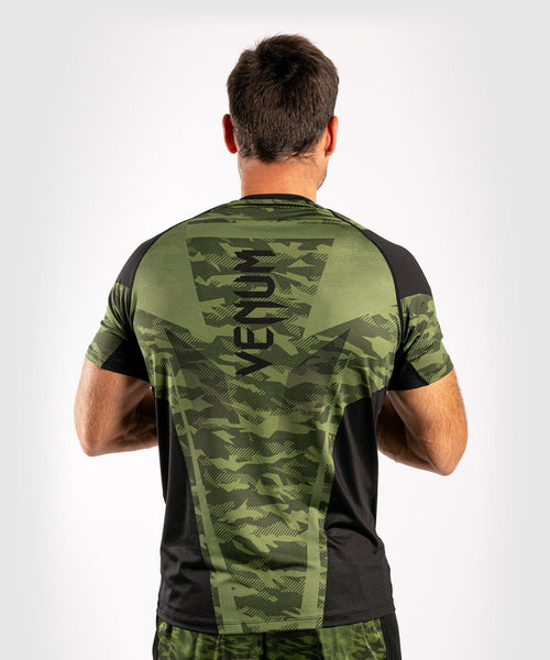 Venum Trooper Dry-Tech  T-shirt - Forest camo/Black picture 2