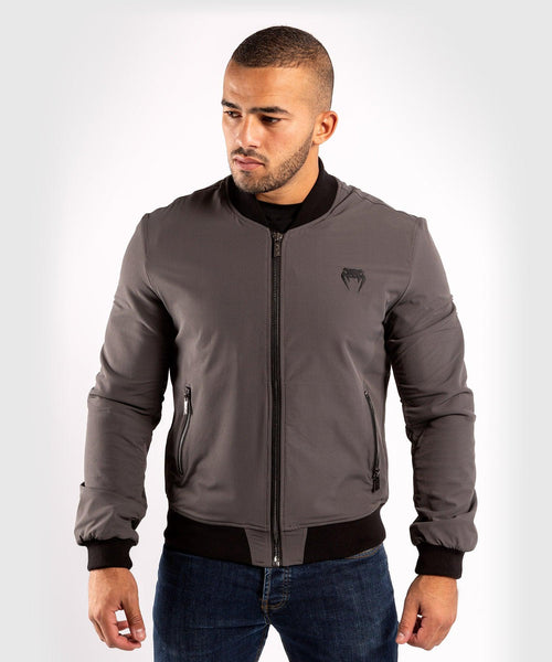 Venum Trooper Bomber - Grey/Black picture 1