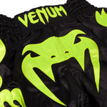 Venum Bangkok Inferno Muay Thai Shorts - Black/Neo Yellow picture 3