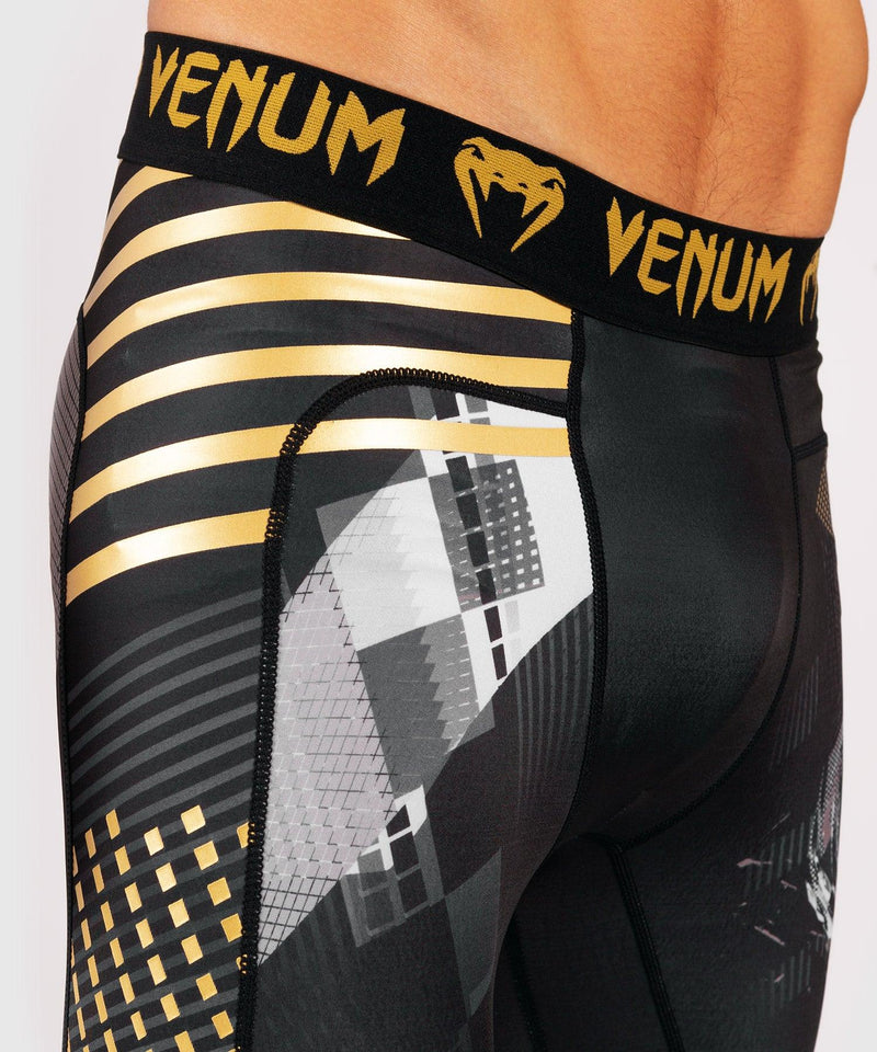 Venum Skull Tights - Black picture 8