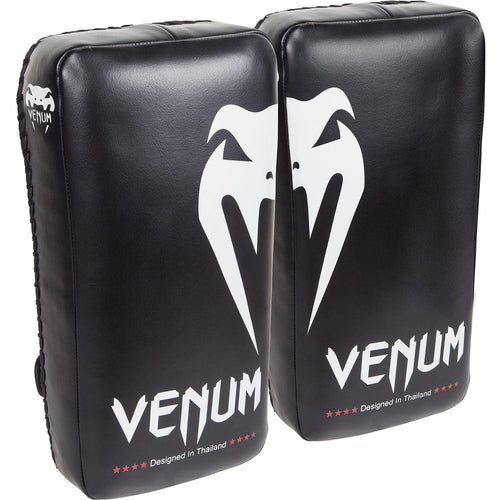 Venum Giant Kick Pads - Black/Ice (Pair) picture 1