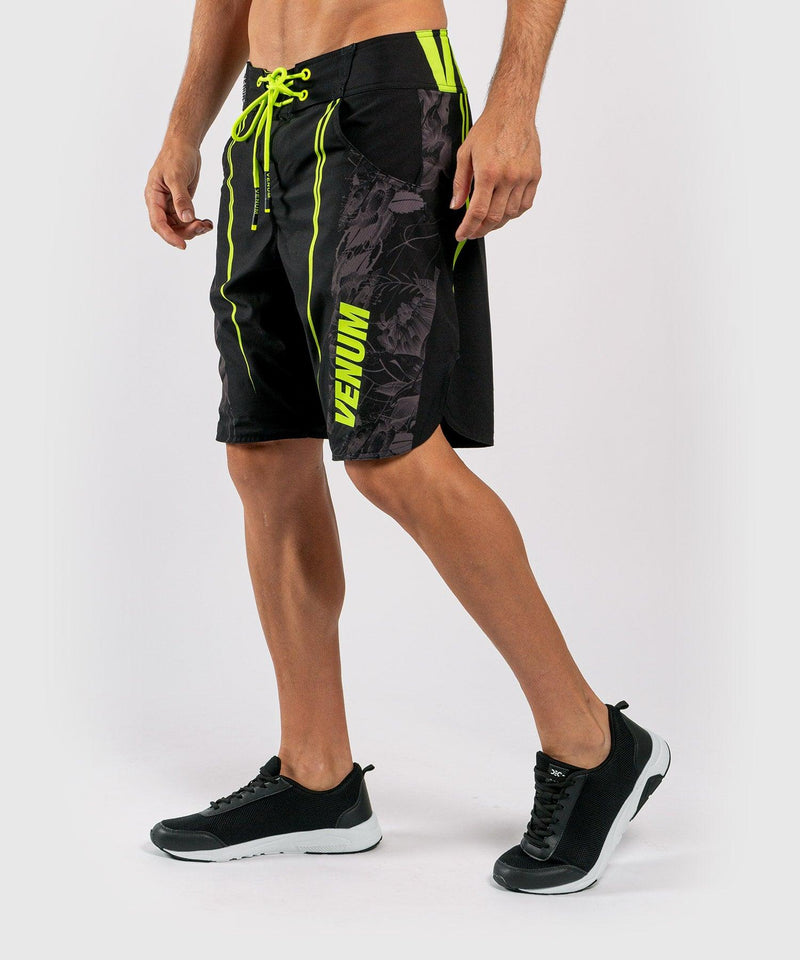 Venum Aero 2.0 Boardshorts - Black/Neo Yellow picture 6