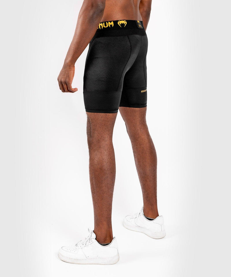 Venum G-Fit Compression Shorts – Black/Gold picture 5