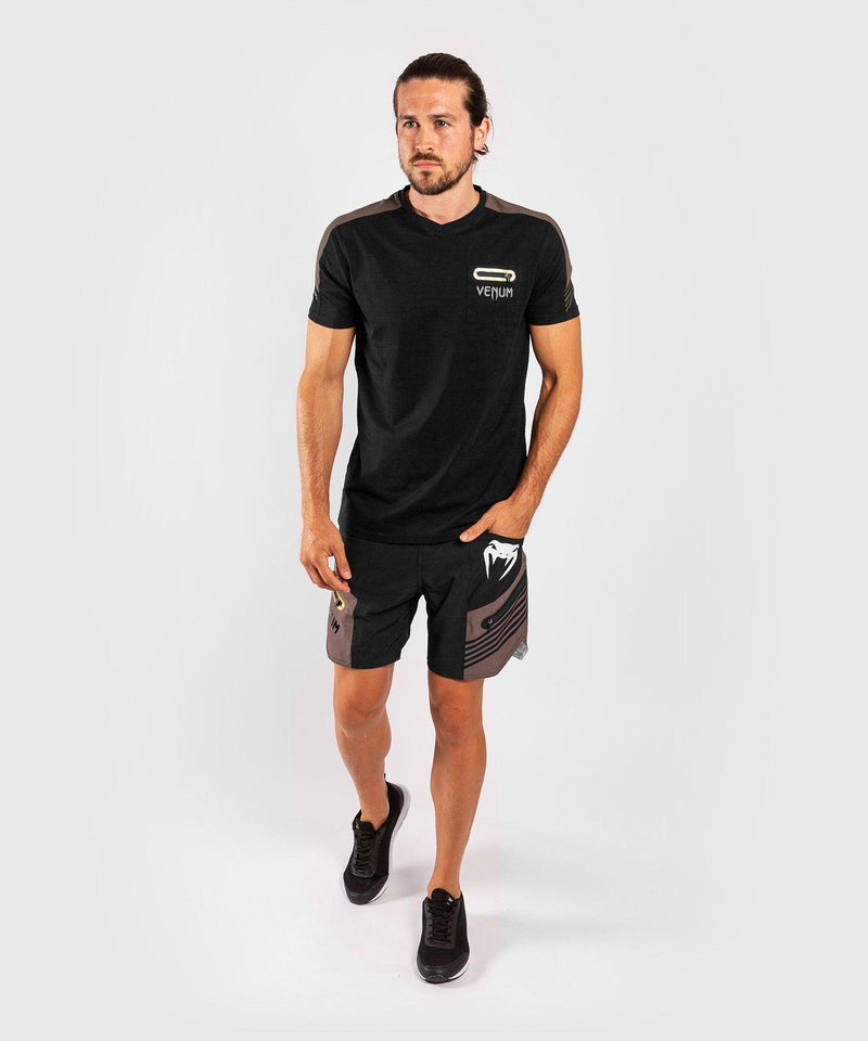 Venum Cargo T-shirt - Black/Grey picture 8