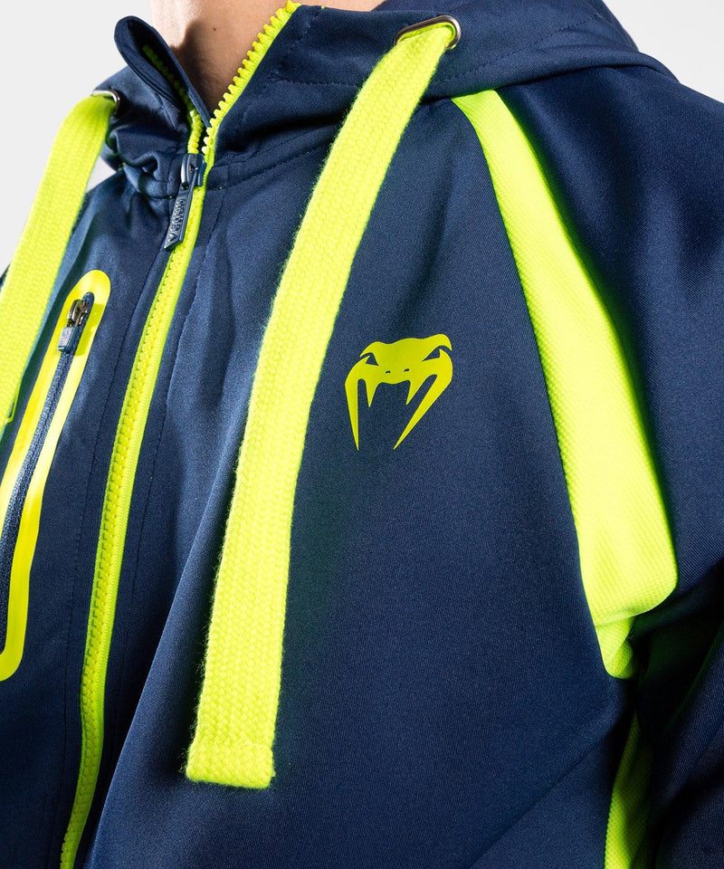 Venum Origins Hoodie Loma Edition Blue/Yellow picture 7