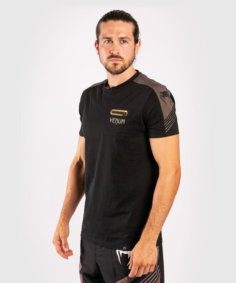 Venum Cargo T-shirt - Black/Grey picture 3