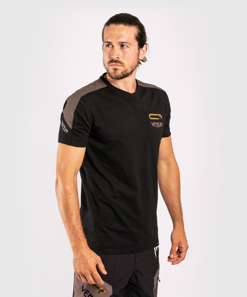Venum Cargo T-shirt - Black/Grey picture 4
