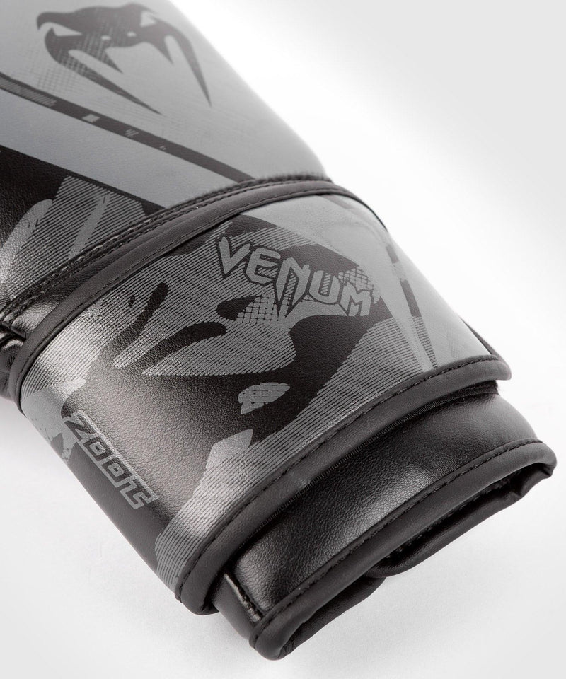 Venum Defender Contender 2.0 Boxing Gloves – Black/Black picture 3