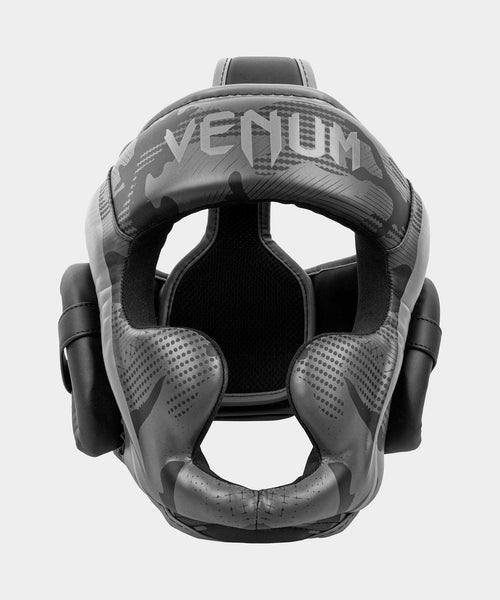 Venum Elite Boxing Headgear - Black/Pink Gold picture 8