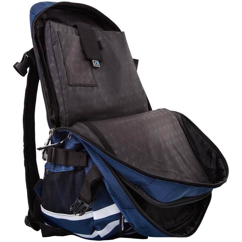 Venum Challenger Pro Backpack - Navy Blue/White picture 5