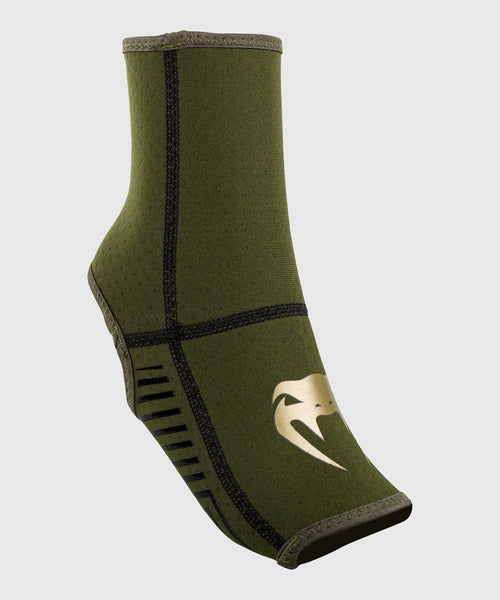 Venum Kontact Evo Foot Grips - Khaki/Gold picture 2