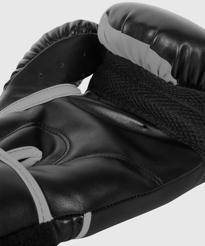 Venum Challenger 2.0 Boxing Gloves – Black/Grey picture 4