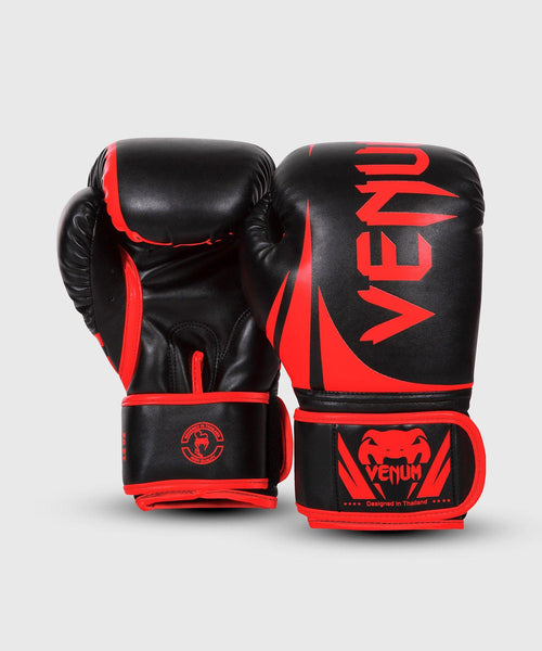 Venum Challenger 2.0 Boxing Gloves - Black/Red – Exclusive picture 2