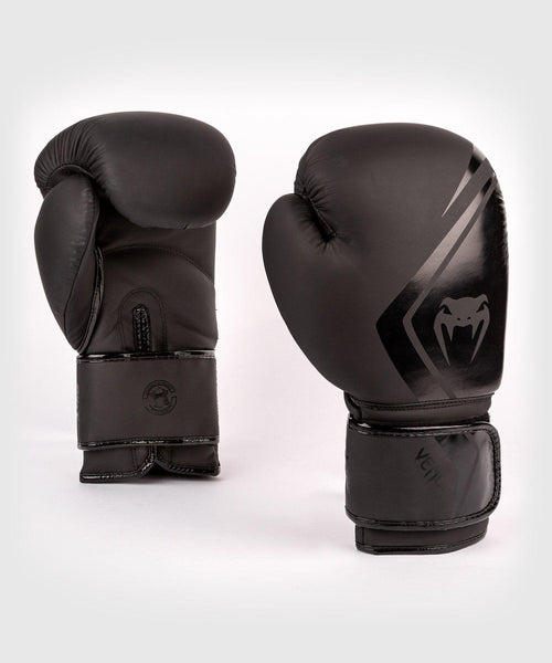 Venum Boxing Gloves Contender 2.0 – Black/Black picture 1
