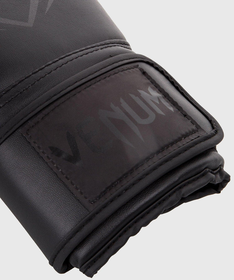 Venum Contender Boxing Gloves – Black/Black picture 4