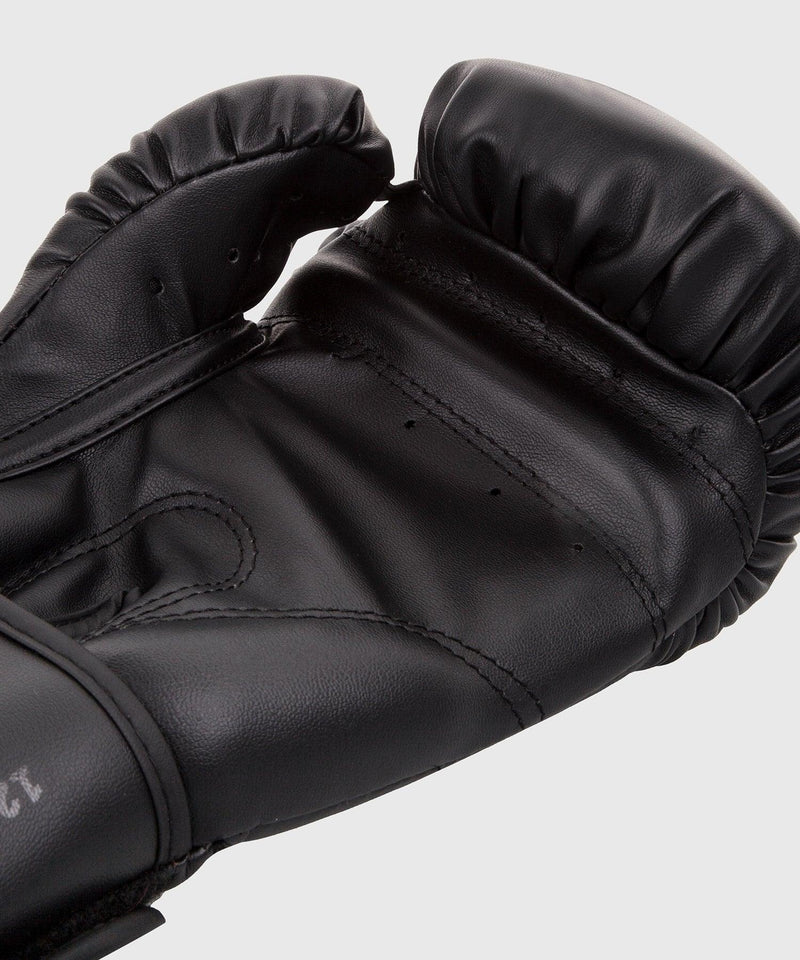 Venum Contender Boxing Gloves – Black/Black picture 3