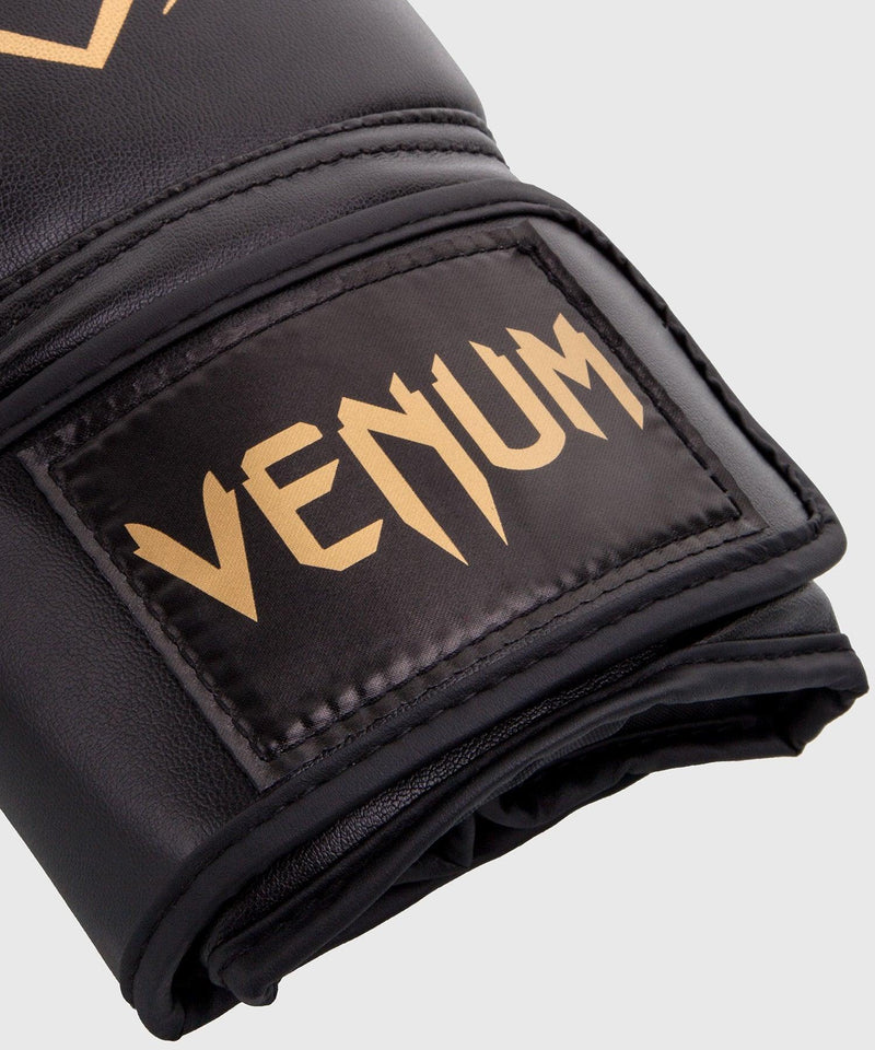 Venum Contender Boxing Gloves – Black/Gold picture 4