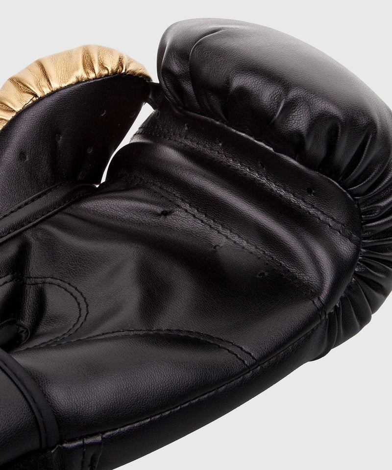 Venum Contender Boxing Gloves – Black/Gold picture 3