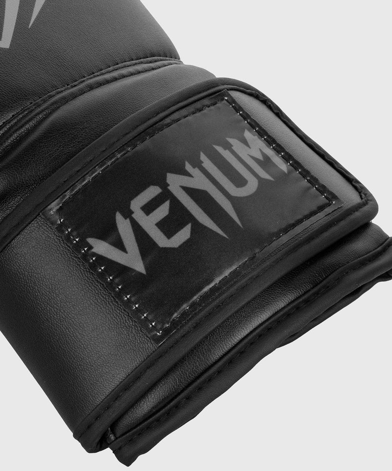 Venum Contender Boxing Gloves – Black/Grey picture 4