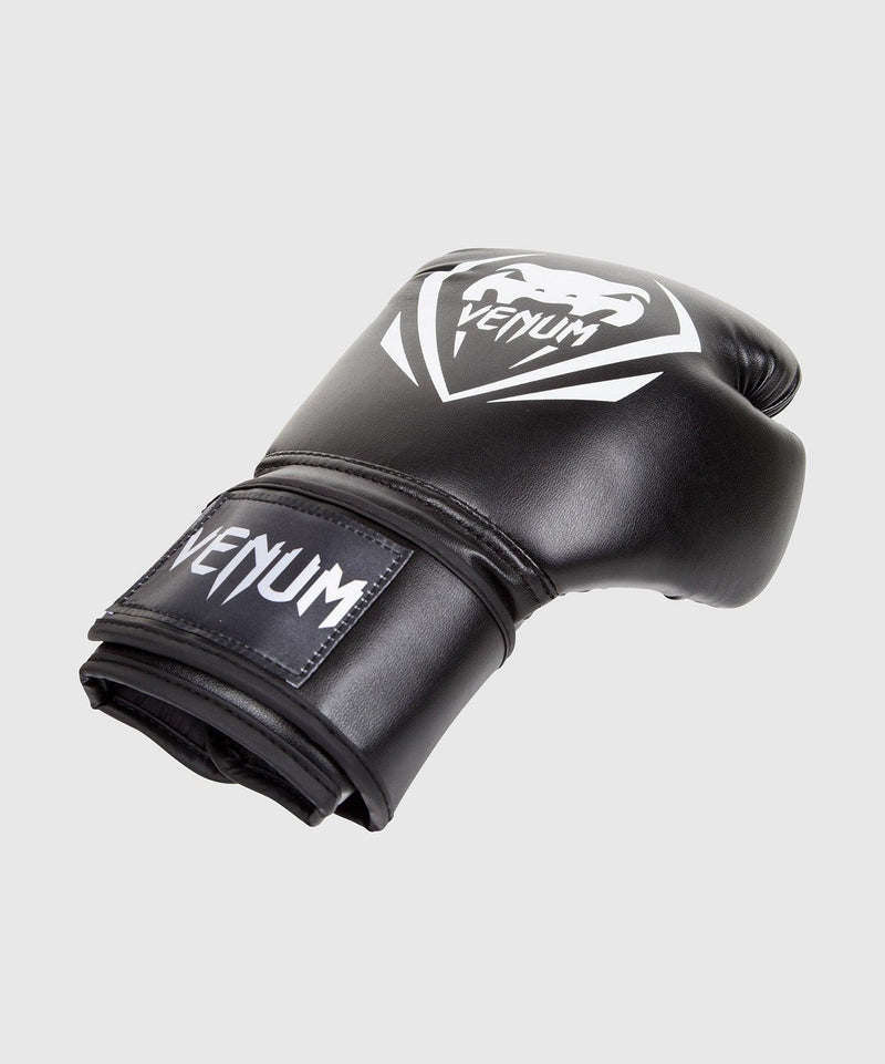 Venum Contender Boxing Gloves – Black picture 4